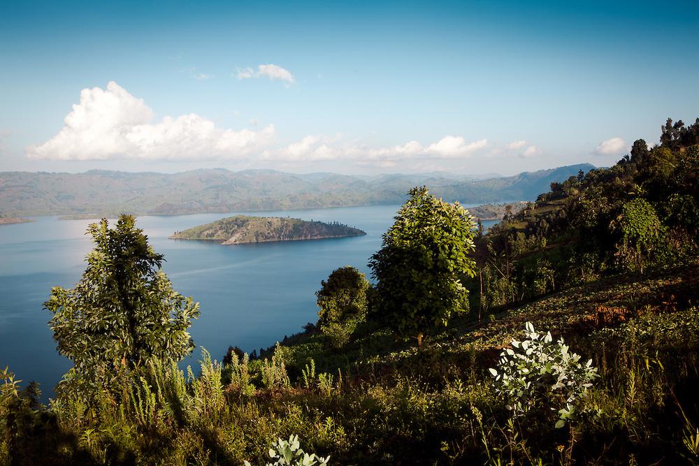 Lake Bulera, Rwanda