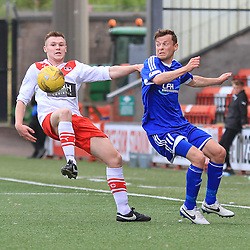 Airdrieonians v Peterhead | Scottish League One | 29 August 2015