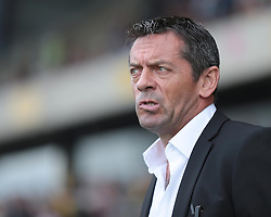 Southend United Manager, Phil Brown - Photo mandatory by-line: Nigel Pitts-Drake/JMP - Tel: Mobile: 07966 386802 05/10/2013 - SPORT - FOOTBALL - Kassam Stadium - Oxford - Oxford United v Southend United - Sky Bet League 2
