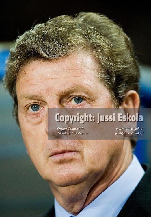 Roy Hodgson.&amp;#xA;Kazakstan-Suomi, A-maaottelu, EM-karsintaa. Almaty, Kazakstan 11.10.2006.&amp;#xA;Photo: Jussi Eskola<br />