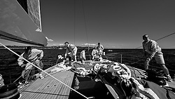 October 2010 during the voiles de Saint-Tropez,  owner of the Wally Andrea Recordati