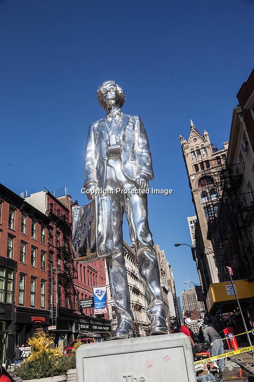 New York , 17th street Union Square