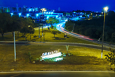 Entrada de Gravataí