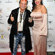 Ciro Orsini attend the Grand Final MISS USSR UK 2019 at ton On Park Lane on 27 April 2019, London, UK.