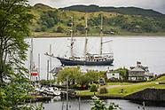 Sailing the Hebrides on a tallship chasing single malt whisky