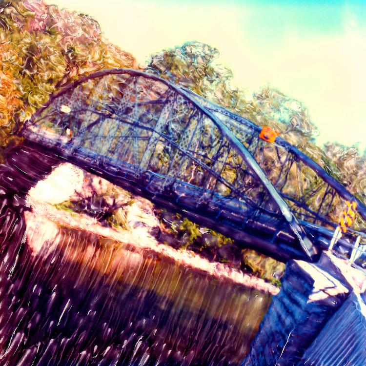 Blackfriar's Bridge, London Ontario
