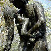 Romeo and Juliet sculpture, Central Park