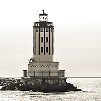 Port of Los Angeles lighthouse