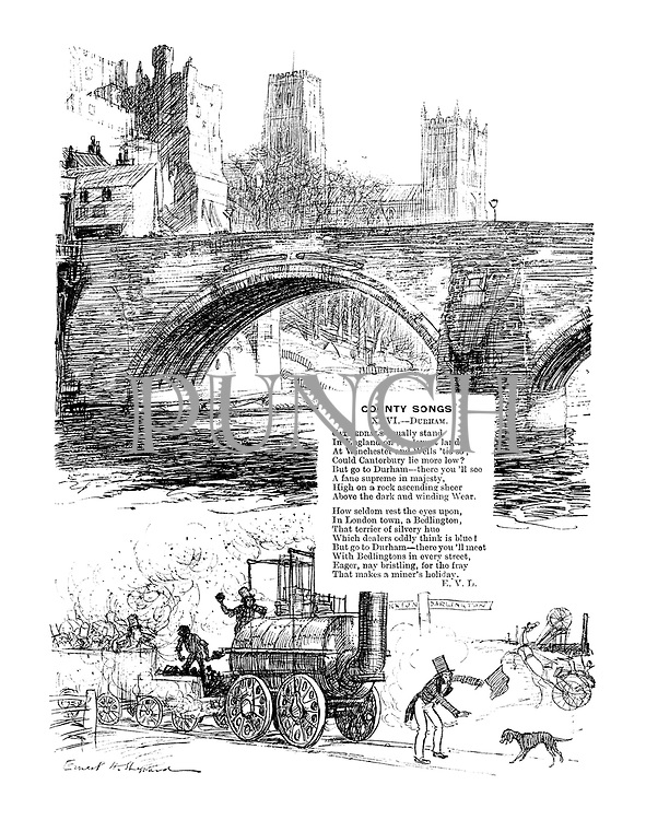 County Songs. XXVI. - Durham.