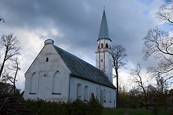 Sigulda Church, Sigulda, Latvia - The church was built in 1225 and added on to over the centuries.