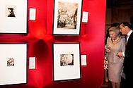 23-11-2016 ROME VATICAN CITY - Queen Silvia with Princess Beatrix of the Netherlands on Wednesday November 23 at the opening of the exhibition Rembrandt at the Vatican: Images from Heaven and Earth. Her Majesty Queen Silvia of Sweden will open the exhibition with a speech. Princess Beatrix at the opening Rembrandt exhibition in the Vatican. COPYRIGHT ROBIN UTRECHT<br /> <br /> 23-11-2016 ROME VATICANCITY - Koningin Silvia  samen met Prinses Beatrix der Nederlanden is op woensdagavond 23 november aanwezig bij de opening van de tentoonstelling Rembrandt at the Vatican: Images from Heaven and Earth. Hare Majesteit Koningin Silvia van Zweden opent de tentoonstelling met een toespraak. Prinses Beatrix is aanwezig bij opening Rembrandt tentoonstelling in Vaticaan . COPYRIGHT ROBIN UTRECHT/   NETHERLANDS ONLY