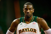 WACO, TX - JANUARY 3: Cory Jefferson #34 of the Baylor Bears looks on against the Savannah State Tigers on January 3, 2014 at the Ferrell Center in Waco, Texas.  (Photo by Cooper Neill) *** Local Caption *** Cory Jefferson