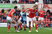 Swindon Town v Wycombe Wanderers 211017