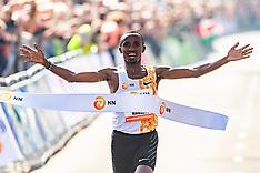 20190407 NED: 39e NN Rotterdam Marathon, Rotterdam