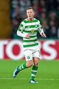 Callum McGregor (#42) of Celtic FC during the UEFA Europa League group stage match between Celtic FC and Rosenborg BK at Celtic Park, Glasgow, Scotland on 20 September 2018.