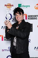 Gary Numan attends the O2 Silver Clef Awards 2019, Grosvenor House, London, UK, Friday 05 July 2019<br /> Photo JM Enternational