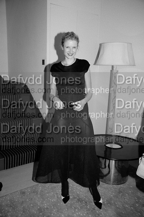 FIONA SCARRY, Launch of the Dutko Gallery  the first commercial space in London dedicated to Art Deco design. 18 Davies Street , Mayfair. London. 15 October 2015