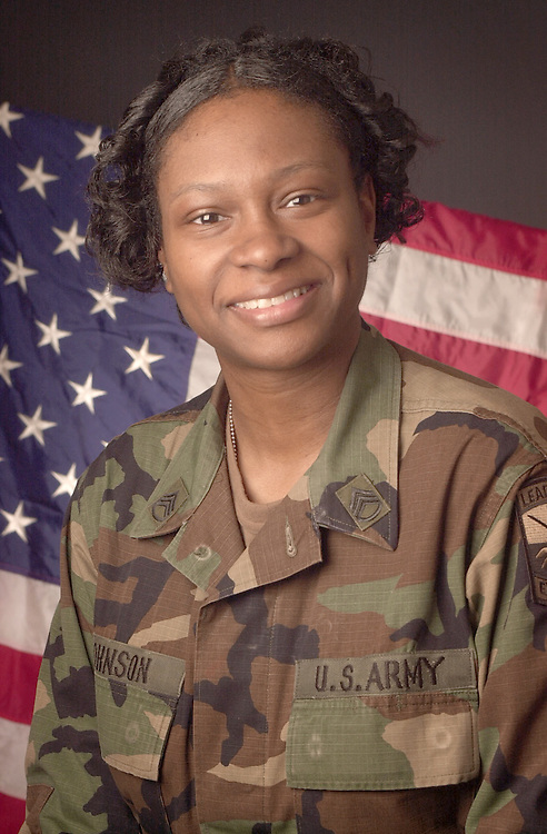 16397Sergeant Sabrina  Johnson ROTC H&S