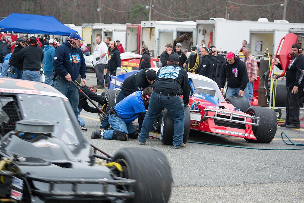 Lets go Racing:<br /> Jimmy Blewettt Jr. in the pits<br /> Turkey Derby 2015<br /> #76, Driven by Jimmy Blewett Jr.<br /> <br />  Wall Stadium Speedway, Wall, NJ