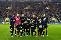 Juventus.Glasgow 12/02/2013 Celtic Park Stadium.Football Calcio Champions League Season 2012/13.Celtic Glasgow vs Juventus.Foto Insidefoto Federico Tardito