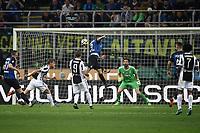 Gol Mauro Icrdi Inter 1-1 Goal celebration <br /> Milano 28-04-2018 Stadio Giuseppe Meazza in San Siro Football Calcio Serie A 2017/2018 Inter - Juventus Foto Andrea Staccioli / Insidefoto