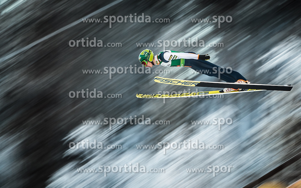 25.11.2016, Nordic Arena, Ruka, FIN, FIS Weltcup Nordische Kombination, Nordic Opening, Kuusamo, Skisprung, im Bild Ikka Herola (FIN) // Ikka Herola (FIN) during Skijumping of FIS Nordic Combined World Cup of the Nordic Opening at the Nordic Arena in Ruka, Finland on 2016/11/25. EXPA Pictures © 2016, PhotoCredit: EXPA/ JFK