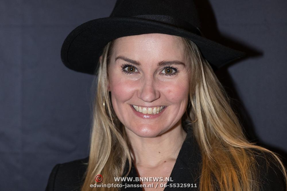 NLD/Amsterdam/20180222 - Premiere Vele Hemels boven de Zevende, Peggy Vrijens