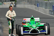 DURBAN, South Africa, Team Ireland's technical problems persisted in the qualifying session for the Sprint Race but their tactics in qualifying for the Feature Race saw them going out late to secure 13th place on the grid of the A1GP in Durban, South Africa on Sunday 24 February 2008.  Photo: SportsPics/SPORTZPICS
