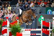 Elin Sjogren - Chin Con Kannan F<br /> Gothenburg Horse Show 2019<br /> © DigiShots
