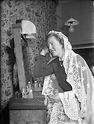 28/11/1956 <br /> 11/28/1956<br /> 28 November 1956<br /> <br /> Special for Sunday Express - Miss Verschoyle Campbell, Engagement