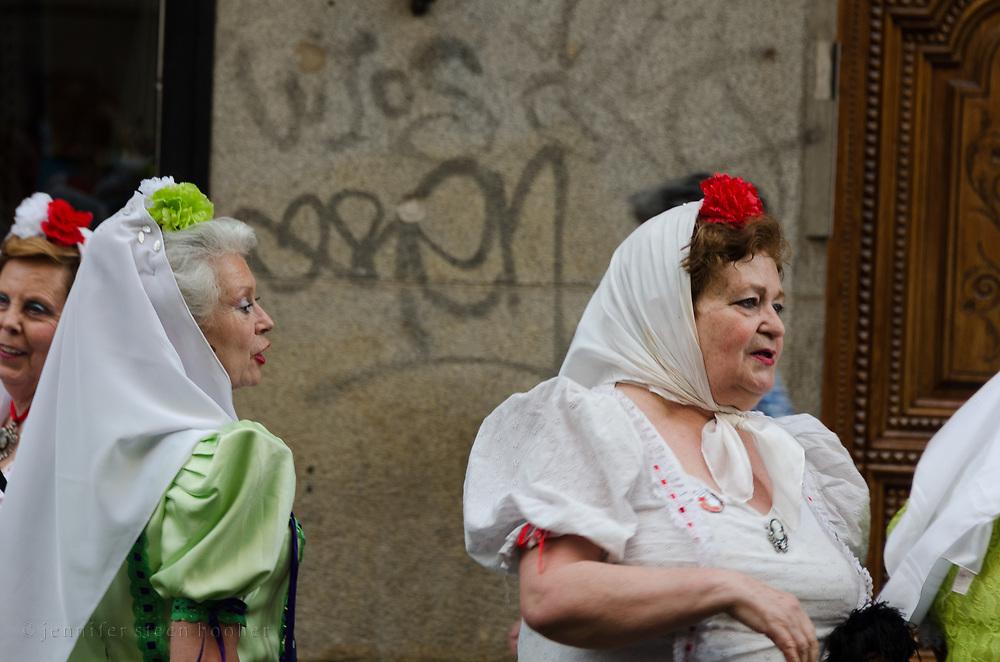Fiesta de San Isidro, Madrid
