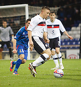 Dundee's John Baird  - Inverness Caledonian Thistle v Dundee, Clydesdale Bank Scottish Premier League at Tulloch Caledonian Stadium, Inverness.. - © David Young - www.davidyoungphoto.co.uk - email: davidyoungphoto@gmail.com