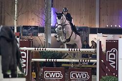 Vranken Chloe, (BEL), Elton Jones<br /> Grand Prix Flandria Rent -Garage Peeters Landrover<br /> CSI2* - WEN - Koningshooit 2017<br /> © Hippo Foto - Dirk Caremans<br /> 29/01/2017