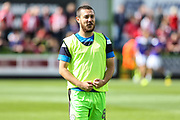 Forest Green Rovers Liam Noble(8) during the EFL Sky Bet League 2 match between Forest Green Rovers and Exeter City at the New Lawn, Forest Green, United Kingdom on 9 September 2017. Photo by Shane Healey.
