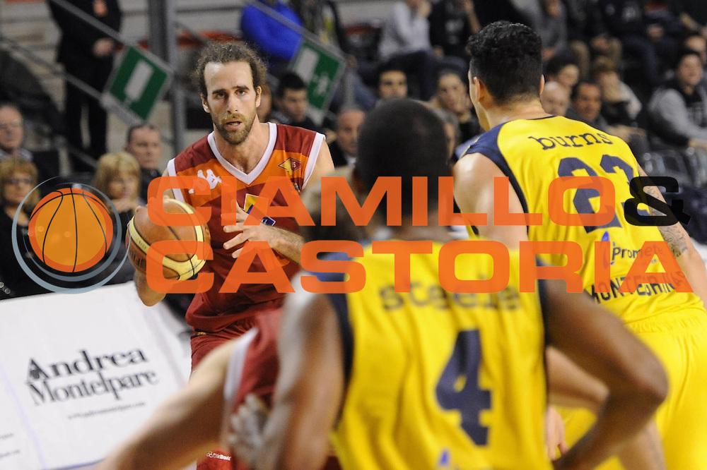 DESCRIZIONE : Ancona Lega A 2012-13 Sutor Montegranaro Acea Roma<br /> GIOCATORE : Luigi Datome<br /> CATEGORIA : palleggio<br /> SQUADRA : Acea Roma<br /> EVENTO : Campionato Lega A 2012-2013 <br /> GARA : Sutor Montegranaro Acea Roma<br /> DATA : 13/01/2013<br /> SPORT : Pallacanestro <br /> AUTORE : Agenzia Ciamillo-Castoria/C.De Massis<br /> Galleria : Lega Basket A 2012-2013  <br /> Fotonotizia : Ancona Lega A 2012-13 Sutor Montegranaro Acea Roma<br /> Predefinita :