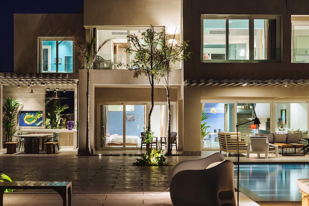 Hacienda Bay Villa in the North Coast   Client: tDf Architects