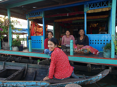 Floating Lives on the Tonle Sap