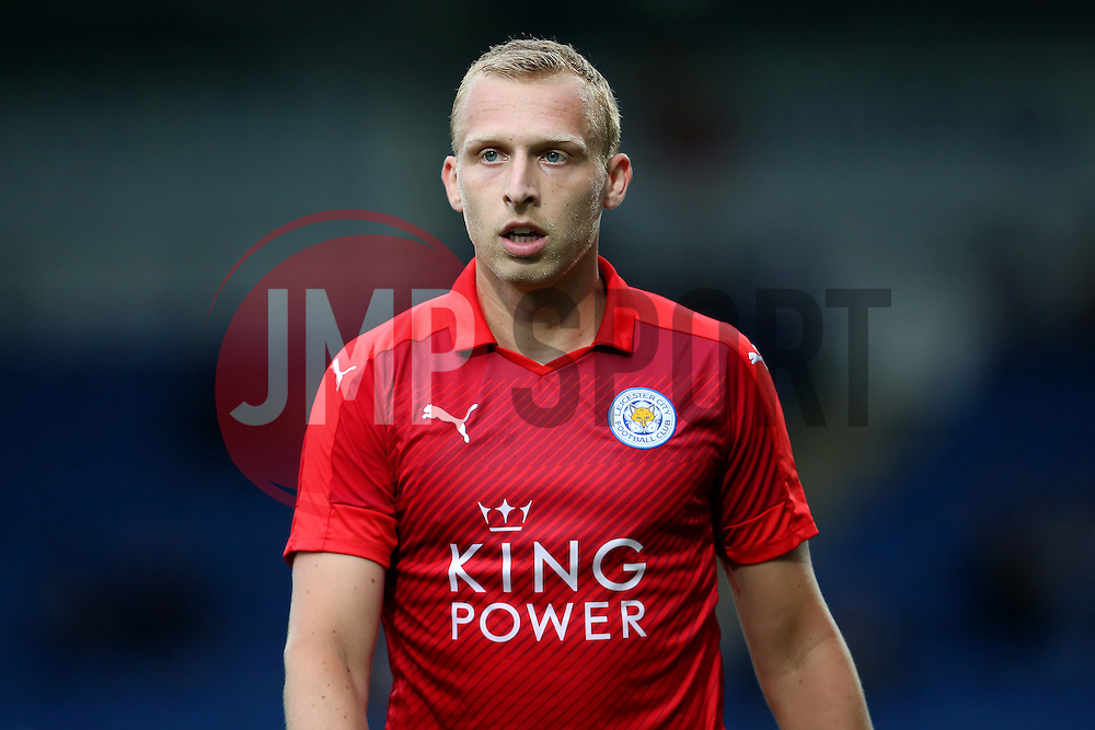 Ritchie de Laet of Leicester City - Mandatory by-line: Matt McNulty/JMP - 02/08/2016 - FOOTBALL - Pro Act Stadium - Chesterfield, England - Chesterfield v Leicester City - Pre-season friendly