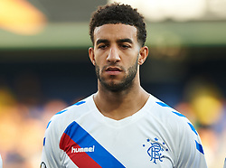September 20, 2018 - Vila-Real, Castellon, Spain - Connor Goldson of Rangers FC prior the UEFA Europa League Group G match between Villarreal CF and Rangers FC at La Ceramica Stadium on September 20, 2018 in Vila-real, Spain. (Credit Image: © Maria Jose Segovia/NurPhoto/ZUMA Press)