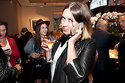 TALI LENNOX; EMILY SYKES,  Vogue Fashion night out.- Alexandra Shulman and Paddy Byng are host a party  to celebrate the launch for FashionÕs Night Out At Asprey. Bond St and afterwards in the street. London. 8 September 2011. <br />  <br />  , -DO NOT ARCHIVE-© Copyright Photograph by Dafydd Jones. 248 Clapham Rd. London SW9 0PZ. Tel 0207 820 0771. www.dafjones.com.<br /> TALI LENNOX; EMILY SYKES,  Vogue Fashion night out.- Alexandra Shulman and Paddy Byng are host a party  to celebrate the launch for Fashion's Night Out At Asprey. Bond St and afterwards in the street. London. 8 September 2011. <br />  <br />  , -DO NOT ARCHIVE-© Copyright Photograph by Dafydd Jones. 248 Clapham Rd. London SW9 0PZ. Tel 0207 820 0771. www.dafjones.com.