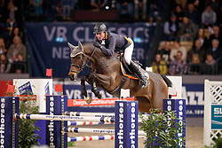 Ruping Philip, (GER), Chalypso<br /> Prize of Performance Sales International<br /> FEI World Cup Neumünster - VR Classics 2017<br /> © Hippo Foto - Stefan Lafrentz