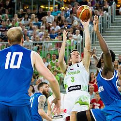 20160820: SLO, Basketball - Friendly match, Slovenia vs Great Britain