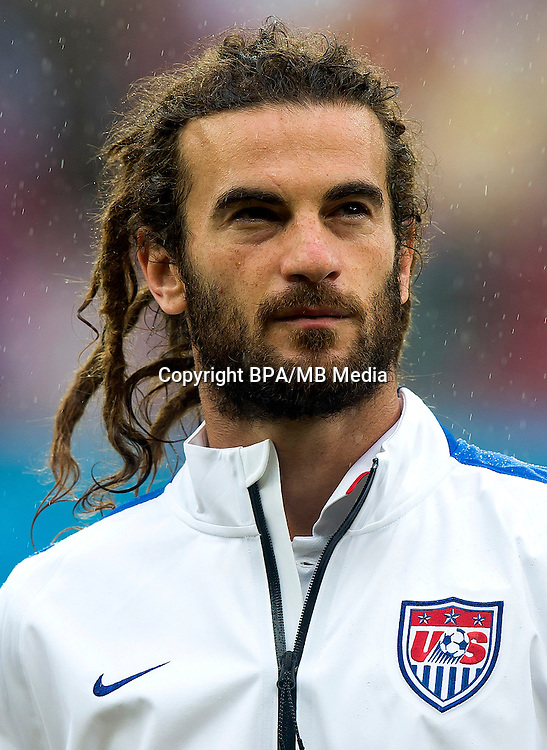 Concacaf- World Cup Fifa Russia 2018 Qualifyer - <br /> USA Soccer National Team - <br /> Kyle Beckerman