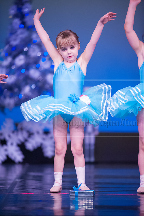 Wellington, NZ. 5.12.2015. Bonbons, from the Wellington Dance & Performing Arts Academy end of year stage-show 2015. Little Show, Saturday 12.45pm. Photo credit: Stephen A'Court.  COPYRIGHT ©Stephen A'Court