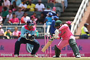Temba Bavuma  during the One Day International match between South Africa and England at Bidvest Wanderers Stadium, Johannesburg, South Africa on 9 February 2020.