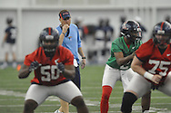 Ole Miss spring practice in Oxford, Miss. on Wednesday, March 5, 2014.  (AP Photo/Oxford Eagle, Bruce Newman)