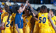 2013-14 A&T Women's Basketball vs Campbell University