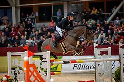 BORMANN Finja (GER), A CRAZY SON OF LAVINA<br /> Neustadt-Dosse - 20. CSI Neustadt-Dosse 2020<br /> Preis der Deutschen Kreditbank AG<br /> Championat - Large Tour<br /> Int. Springprüfung mit 2 Umläufen<br /> 11.Januar 2020<br /> © www.sportfotos-lafrentz.de/Stefan Lafrentz