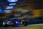January 22-25, 2015: Rolex 24 hour. 007, Aston Martin, V12 Vantage, GTD, James Davison, Christina Nielsen, Christoffer Nygaard, Brandon Davis