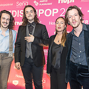 NLD/Amsterdam/201702013- Edison Pop Awards 2017, Son Mieux